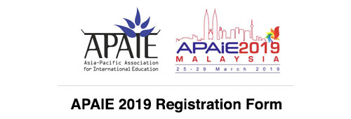 Asia-Pacific Association for International Education (APAIE 2019)